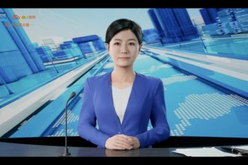 搜狗AI技能再迎打破全球首个3DAI组成主播发布